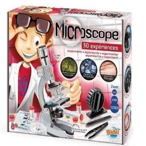 Microscopio para niños Buki France