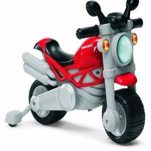Moto correpasillos Ducati Monster