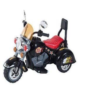 Moto eléctrica para niño con bataría Homcom