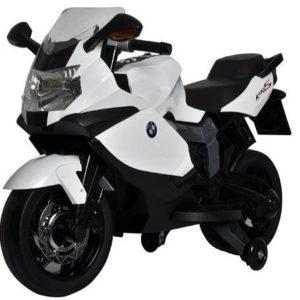 Moto eléctrica para niños BMW