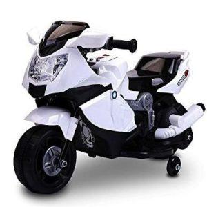 Moto eléctrica para niños MWS