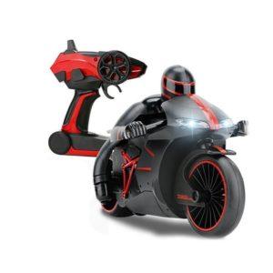 Moto radiocontrol de gran velocidad