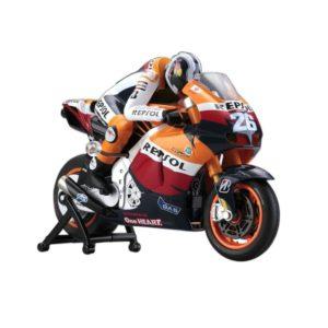Moto radiocontrol Racer