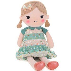 Muñeca de trapo primavera
