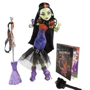 Muñeca Monster high bruja