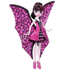 Muñeca Monster high Draculaura murciélago