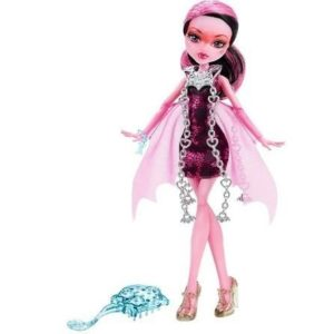 Muñeca Monster high enfantasmada Draculaura
