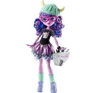 Muñeca Monster high estudiante de miedo