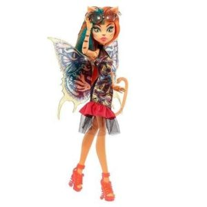 Muñeca Monster high Ninfas con alas
