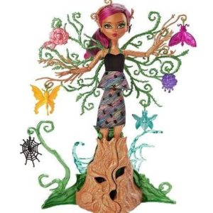 Muñeca Monster high Ninfas, Treesa Thornwillow