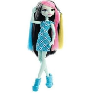 Muñeca Monster high peinados megavolticos