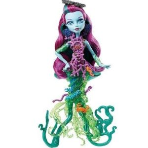 Muñeca Monster high Posea, monstruita de las profundidades