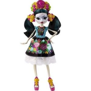 Muñeca Monster high Skelita Calaveras
