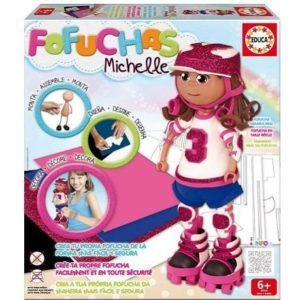 Muñeca patinadora Fofuchas