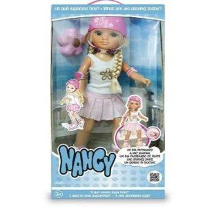 Muñeca patinadora Nancy