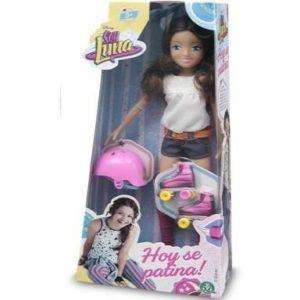 Muñeca patinadora Soy Luna