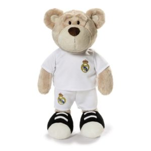 Osito de peluche Real Madrid