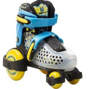 Patines para niños de ruedas KRF Baby Quad
