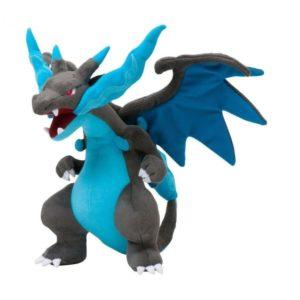 Peluche de Mega Charizard X de Pokemon