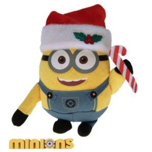 Peluche Minions Navidad