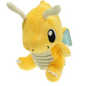 Peluche Pokemon Dragonite chibi