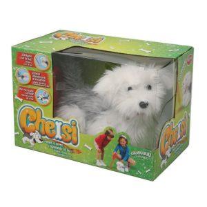 Perro interactivo peludo para niños