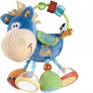Sonajero juguete sensorial para bebés