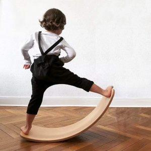 Tabla de equilibrio para niños muy resistente