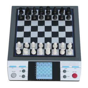Tablero de ajedrez electrónico con voz