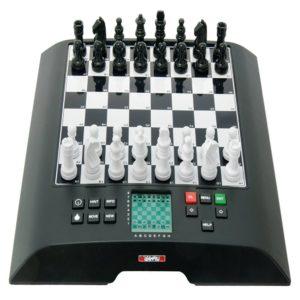 Tablero de ajedrez electrónico Genius
