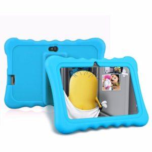 Tablet infantil azul para niños