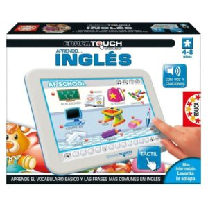 Tablet para aprender inglés