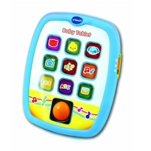 Tablet para niños a partir de nueve meses