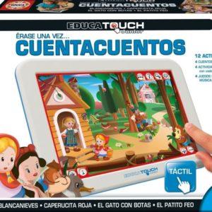 Tablet para niños con cuenta cuentos
