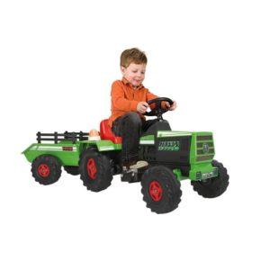 Tractor de juguete de batería