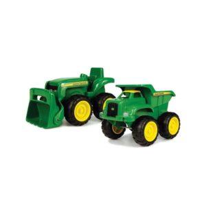 Tractor de juguete John Deere