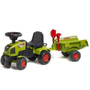 Tractor de juguete para montar