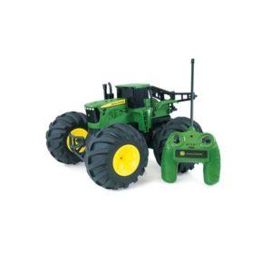 Tractor Monster con radio control