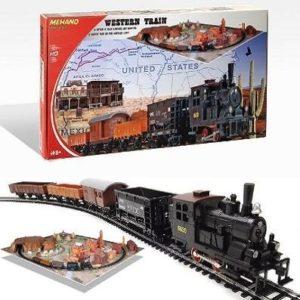 Tren eléctrico Western