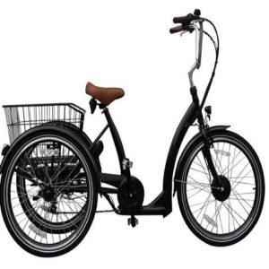 Triciclo eléctrico Ebici