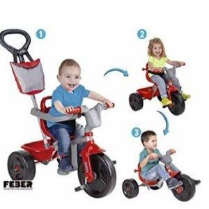 Triciclo evolutivo Fever Evo