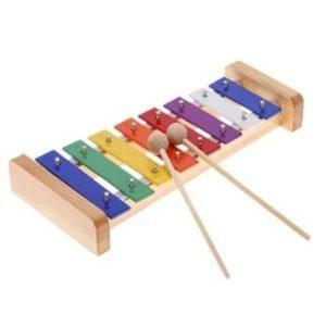 Xilófono de juguete Andoer